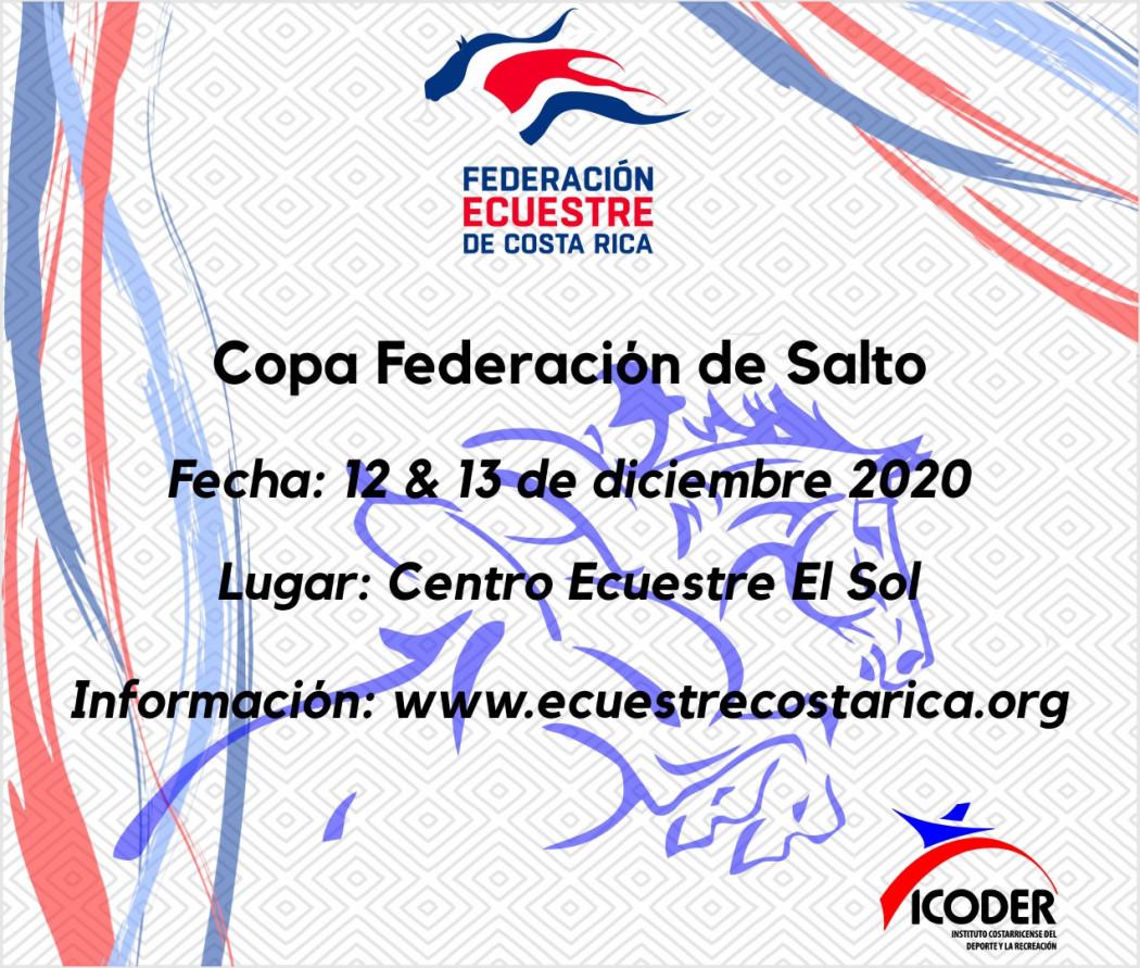 Resultados Copa Federación de Salto